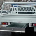 Mitsubishi Steel Ute Tray