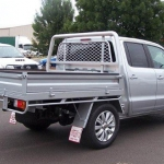 Volkswagon Steel Ute Tray