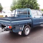 Mazda Steel Ute Tray