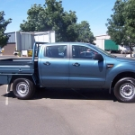Ford Steel Ute Tray