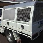 Holden Steel Ute Tray