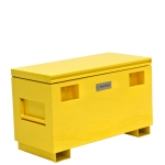 Job Site Toolbox - Steel Yellow