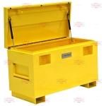 Job Site Toolbox - Steel Yellow