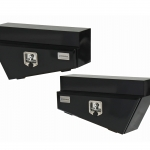 Underbody Tapered - Pair Steel Black
