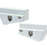Underbody Tapered - Pair Steel White