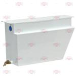 Underbody Watertank - Aluminium Powdercoated White