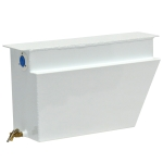 Underbody Watertank - Aluminium Powdercoated White